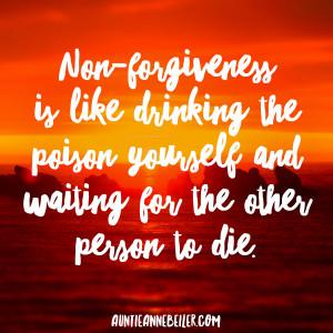Anne Beiler - Non-Forgiveness