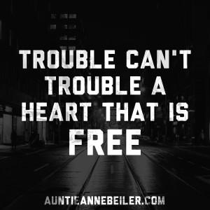 Anne Beiler - Trouble Free Heart