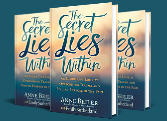 The Secret Lies Within Is Now Available