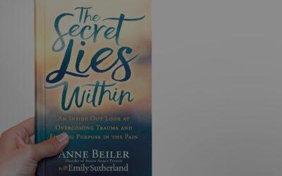 The Secret Lies Within is Released Today
